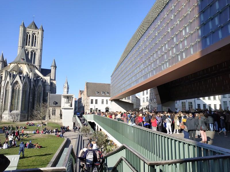 Stadshal Gante