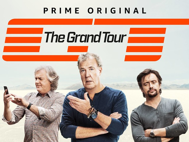 The Grand Tour flyer