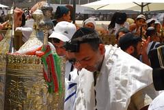 Israel. Jerusalén.  Muro de las lamentaciones (24)
