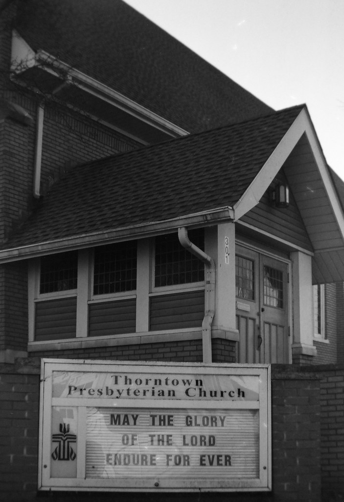 Thorntown Presybterian Church