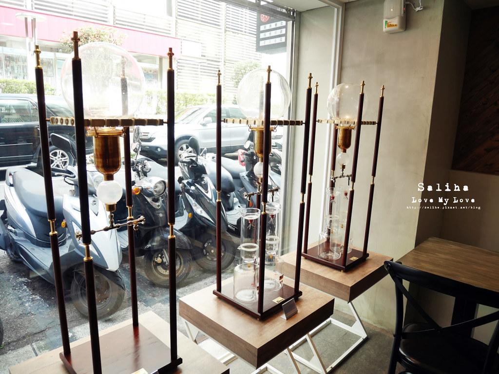 東區不限時咖啡廳餐廳推薦Cuiqu Coffee奎克咖啡台北忠孝店下午茶早午餐輕食 (8)