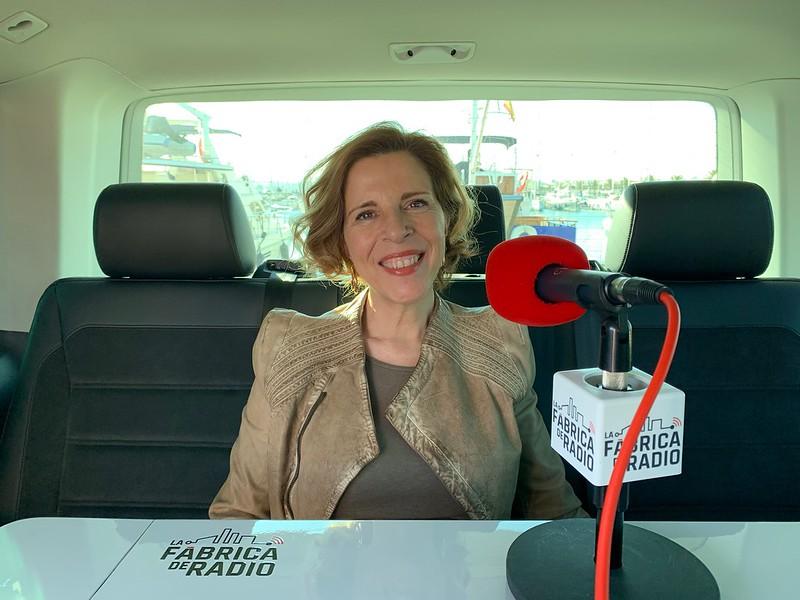 Sole Gimenez Mujeres de Musica Todo ira Bien La Fabrica de Radio Paco Cremades