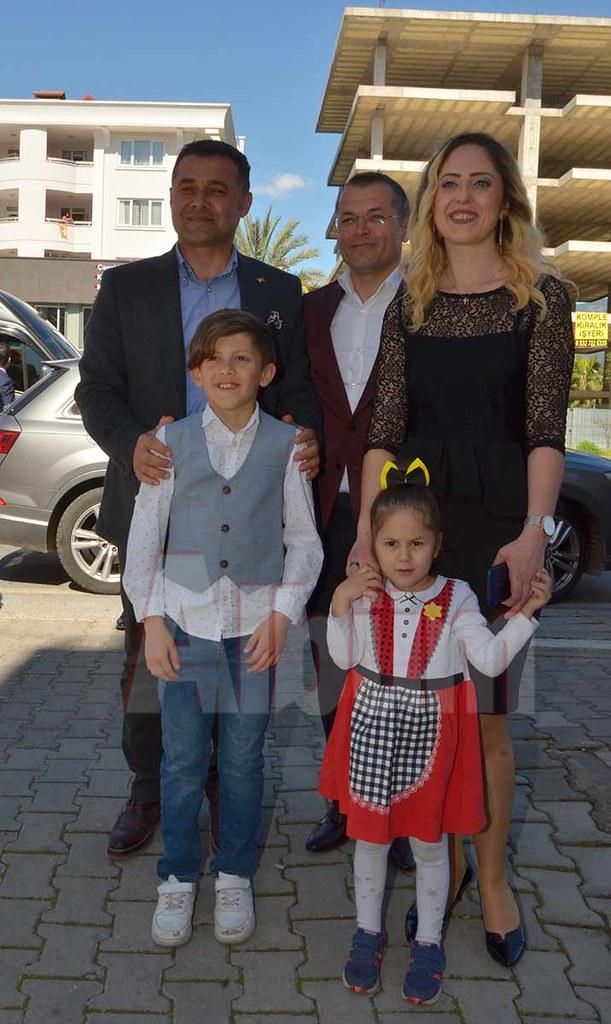 Adem Murat Yücel, Mehmet Korkmaz, Ayşegül Korkmaz
