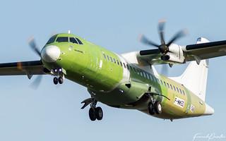 ATR 72-600 F-WWEE