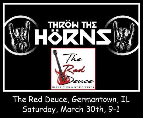 Throw The Horns 3-30-19
