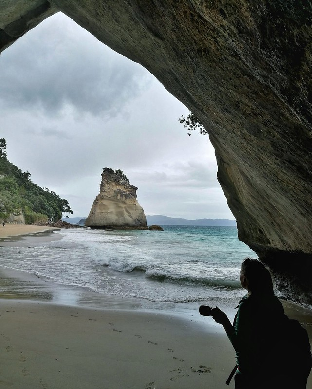 Things to know before walking to Cathedral Cove
