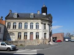 Saint-Venant.-Hôtel-de-Ville