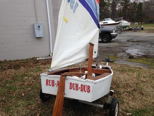 small sailboat Archives - Chesapeake Bay Maritime Museum