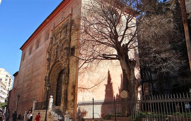iglesia-del-sagrario-malaga