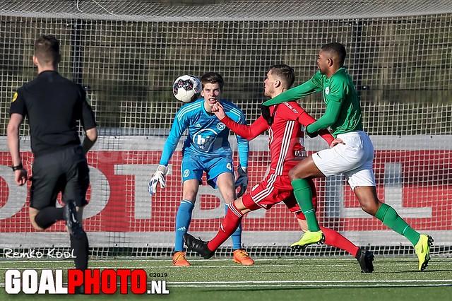 Jong Almere City - AFC 20-01-2019