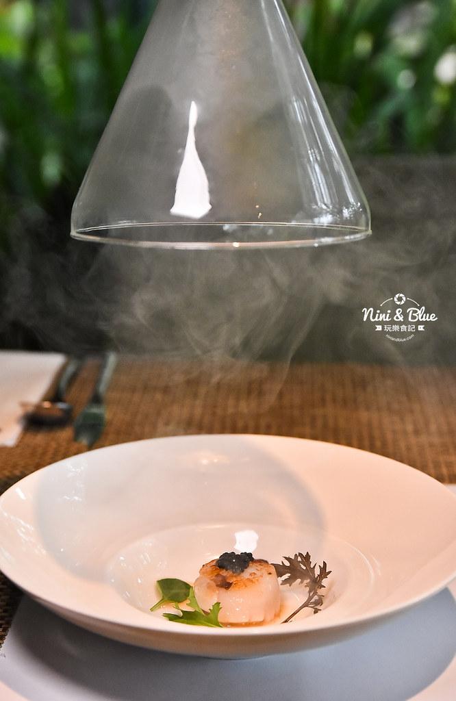 千樺花園 新社花海 美食 台中法式料理 咖啡12