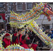 The Dragon Dance (welcoming the 'Year of the Pig')