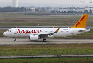 F-WWIB Airbus A320 Neo Pegasus