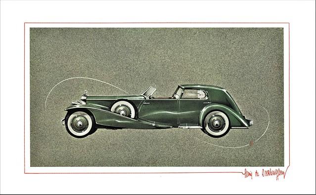 1939 Rolls-Royce Phantom III Town Car