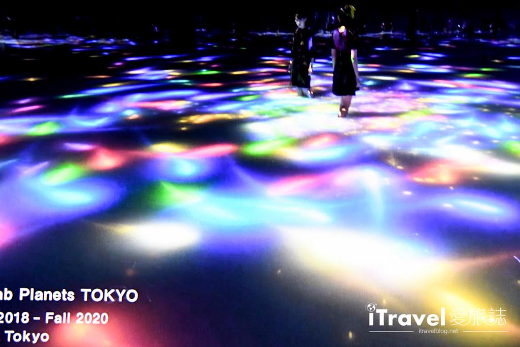 东京艺术展览 teamLab Borderless (114)