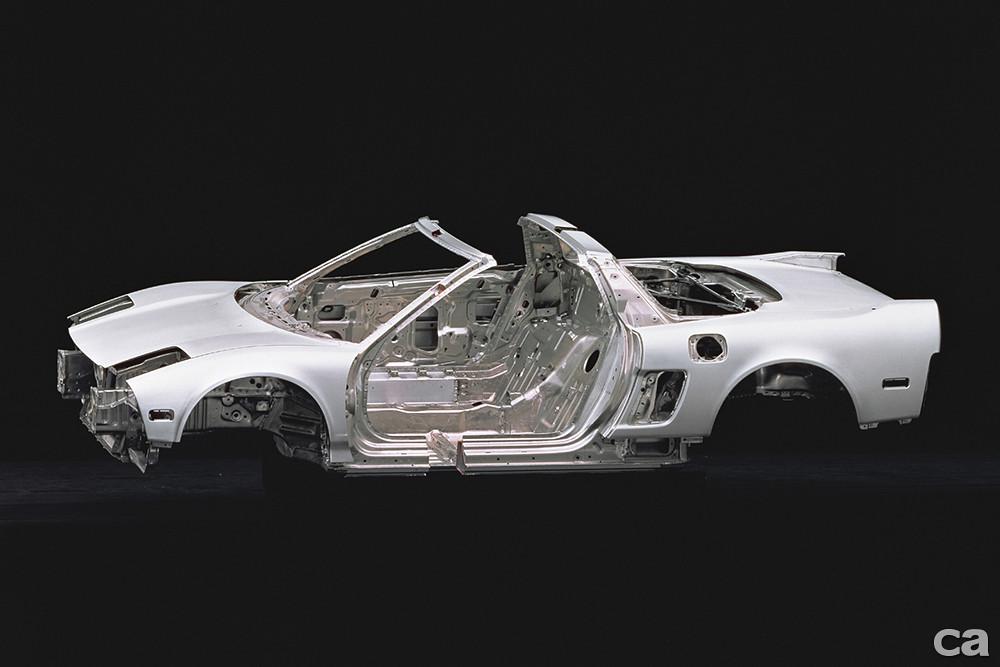 上世紀末遺留的玩具 Honda NSX篇 (2)