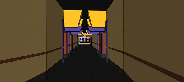 Custom 20-Screen Regal Cinemas Layout: Fairland 20 - Theaters 1, 2, 3, 7, 8 & 9
