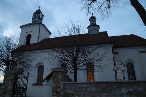 Bierzmoanie w Chrzanowie-Kościelcu | Abp Marek Jędraszewski, 15.03.2019