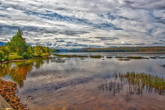 The Wild Center - New York - Adirondacks Mountains  - Natural HIstory Museum - Tupper Lake -  USA National Park