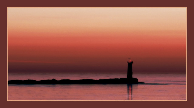 Lighthouse in Red   ...EXPLORED 3-14-2019