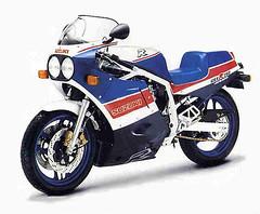 Suzuki 750 GSX-R 1985 - 10