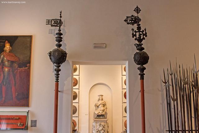 Stanze dedicate alla civiltà veneziana