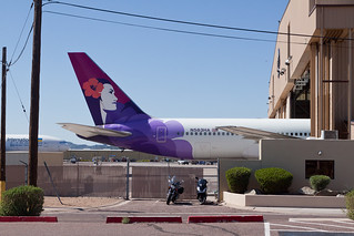ex-Hawaiian Airlines Boeing 767-300ER N583HA
