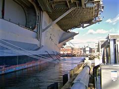 CV-67 USS John F. Kennedy Philadelphia Navy Yard.