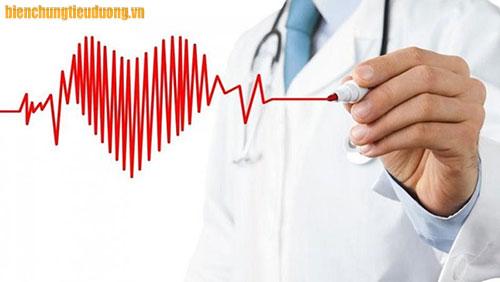 Nhịp tim nhanh ở người tiểu đường rất nguy hiểm