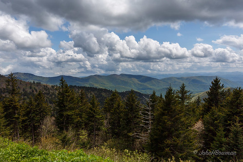northcarolina ncmountains parks nationalparks blueridgeparkway richlandbalsamoverlook greatskies may2016 may 2016