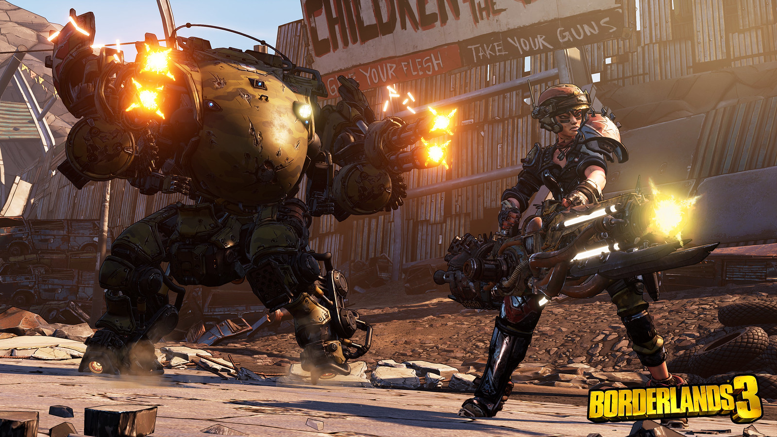 Borderlands 3 Hits PS4 September 13, Watch The New