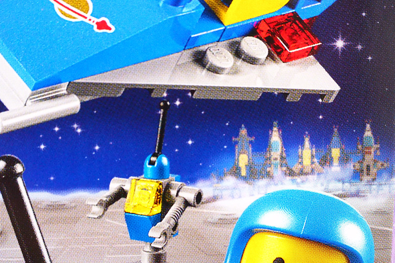 LEGO Benny's Space Squad (70941)