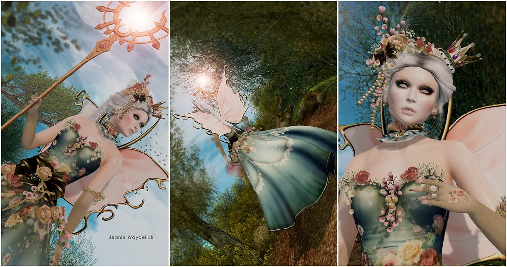 LOTD 1144 - Spring Fairy Queen