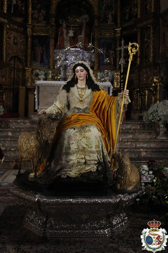 Actos y cultos de la Hermandad de la Divina Pastora | Año I 31966997817_860c0c64a0