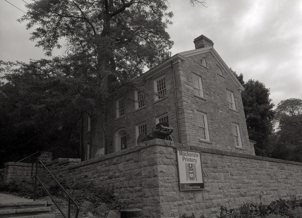Project:1867 - MacKenzie Printery