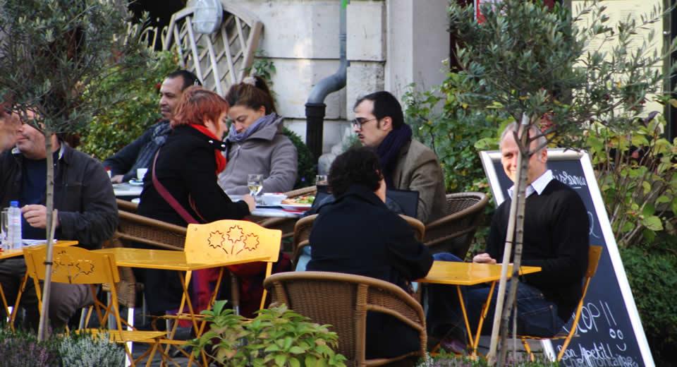 Restaurants Brussel: Brasserie de la Renaissance | Mooistestedentrips.nl