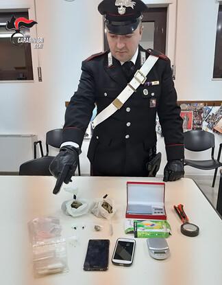 arrestati per droga