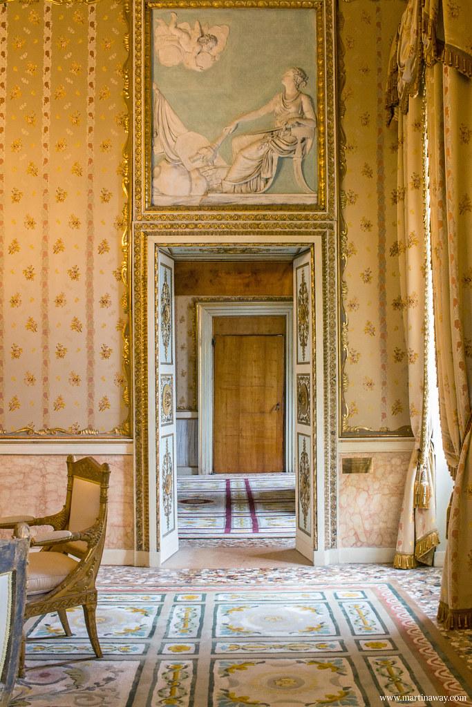 Stanze dell'Imperatrice Elisabetta: sala delle udienze