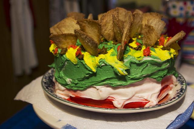 Nacho cake II