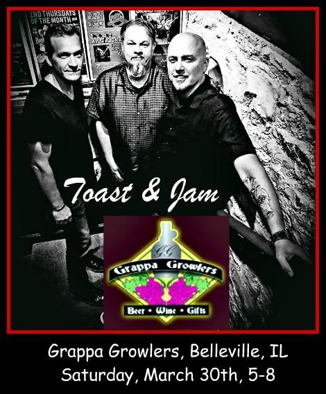 Toast & Jam 3-30-19