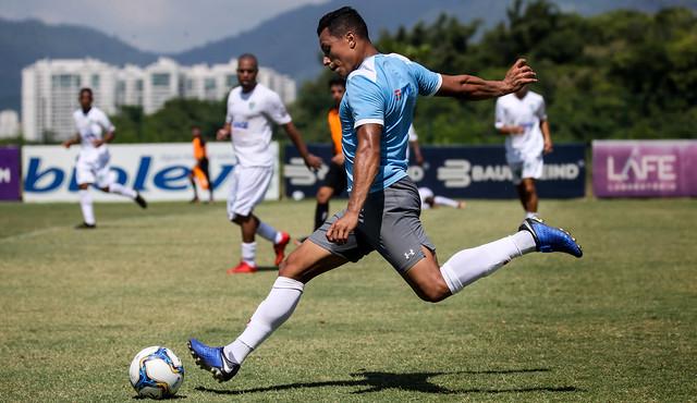 TREINO do Fluminense x Mageense - 12/01/2019