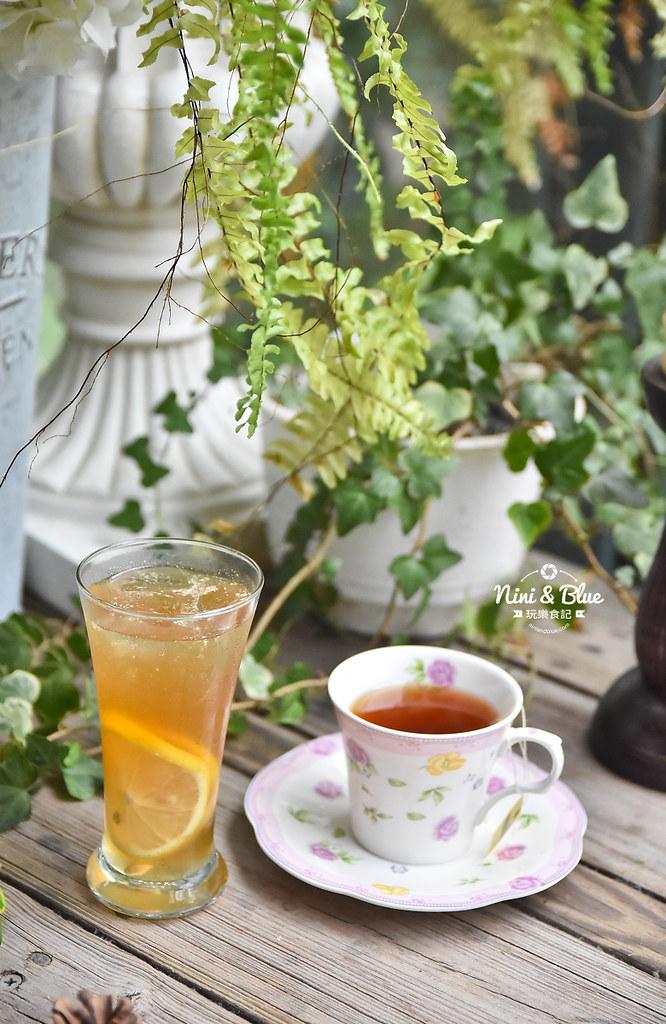 千樺花園 新社花海 美食 台中法式料理 咖啡31