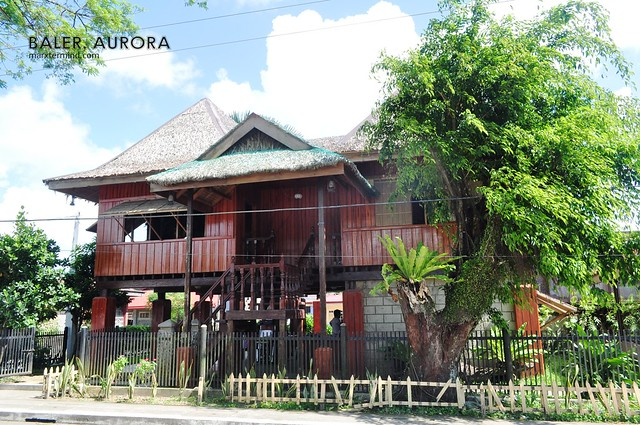 Aurora Quezon's House in Baler
