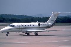 Martinair Citation VI PH-MEX GRO 09/08/1997