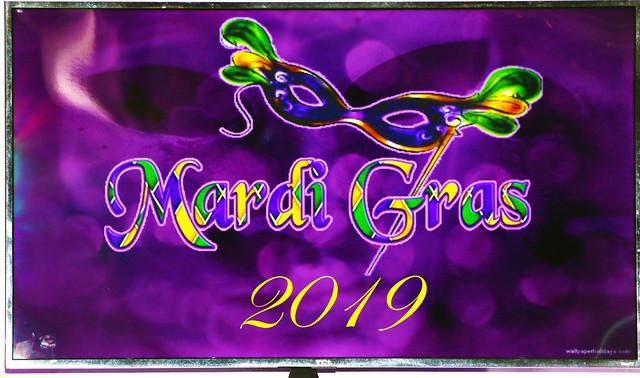 SSND Mardi Gras 2019