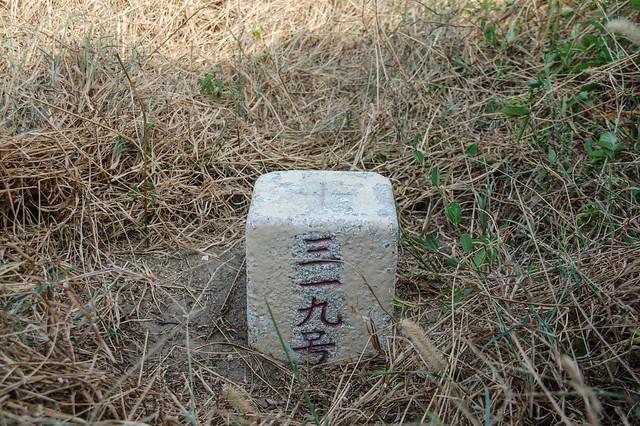 學甲二港子三等三角點(#319 Elev. 8 m) 4