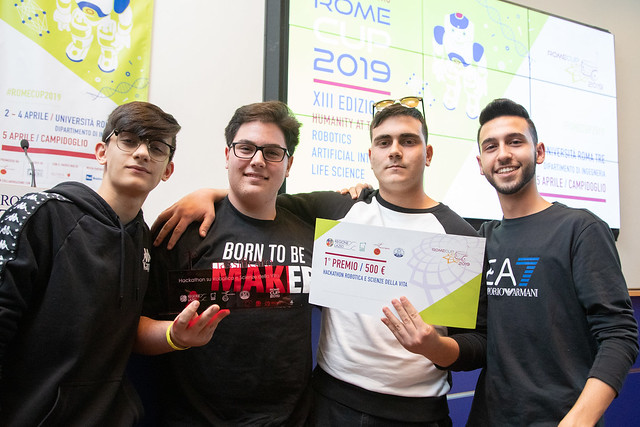 #RomeCup 2019 - secondo giorno