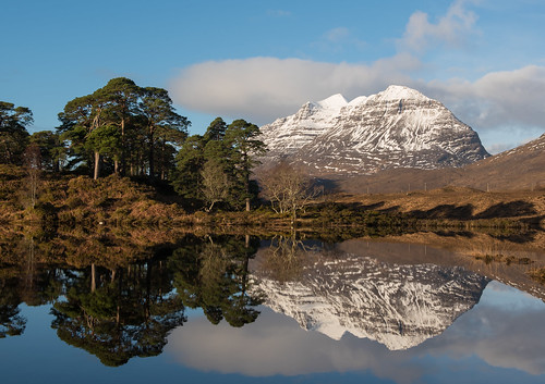 Liathach Refections
