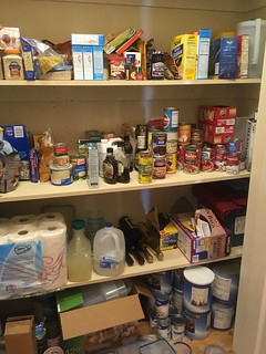 The large pantry