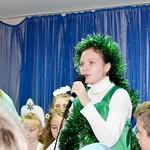 Рождественский концерт в школе